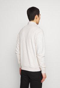 Belstaff - ZIP THROUGH - Zip-up hoodie - heather grey melange - 2