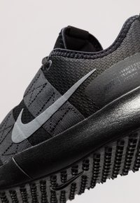 Nike Performance - VARSITY COMPETE TRAINER 2 - Sports shoes - black/cool grey/anthracite - 5