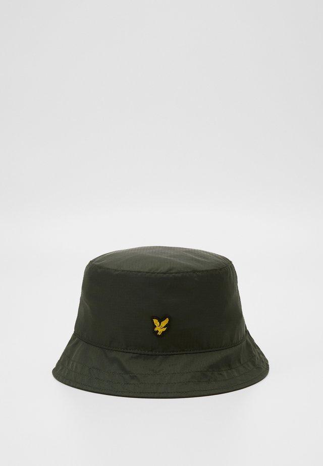 RIPSTOP BUCKET HAT - Hat - woodland green