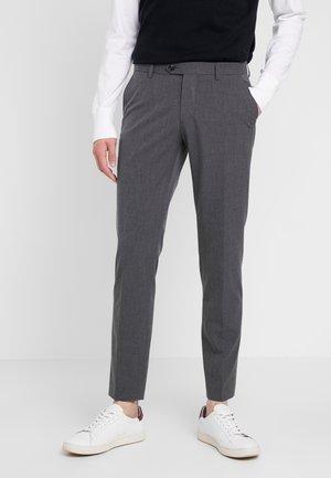 BLOCH TROUSER - Spodnie materiałowe - slate