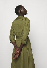 Theory - VENDOME - Maxi dress - olive - 3