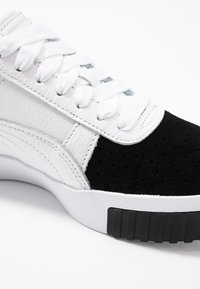 Puma - CALI REMIX - Trainers - white/black - 2