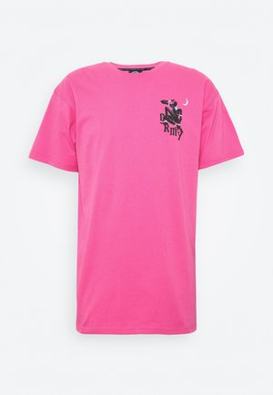 RITUALS AND SPELLS TEE - Printtipaita - pink