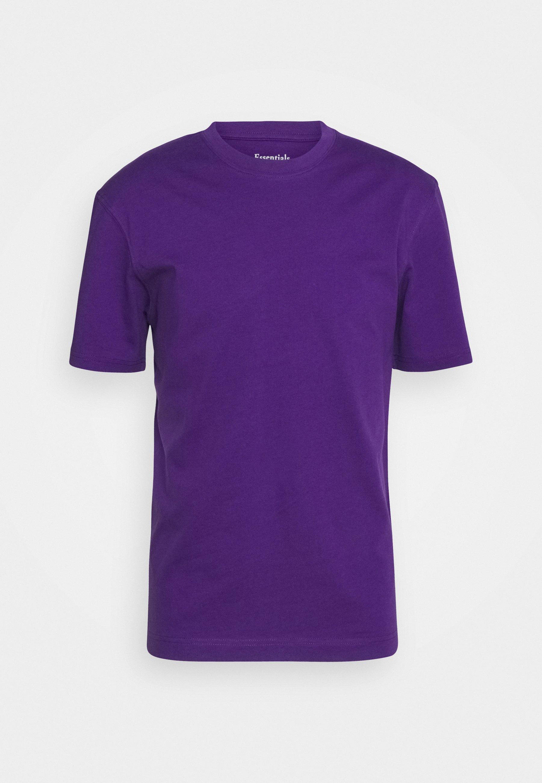 Men JJERELAXED TEE O-NECK - Basic T-shirt