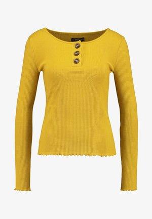 Camiseta de manga larga - lemon curry