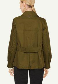 comma - Light jacket - deep green - 2
