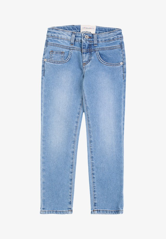 Jeans slim fit - denimblu