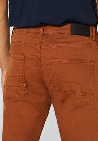 edc by Esprit - Slim fit jeans - rust brown - 3