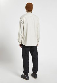 PULL&BEAR - Shirt - mottled light grey - 2