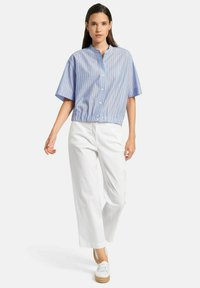 Uta Raasch - Button-down blouse - marine - 1