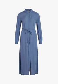 Vila - Shirt dress - colony blue - 5