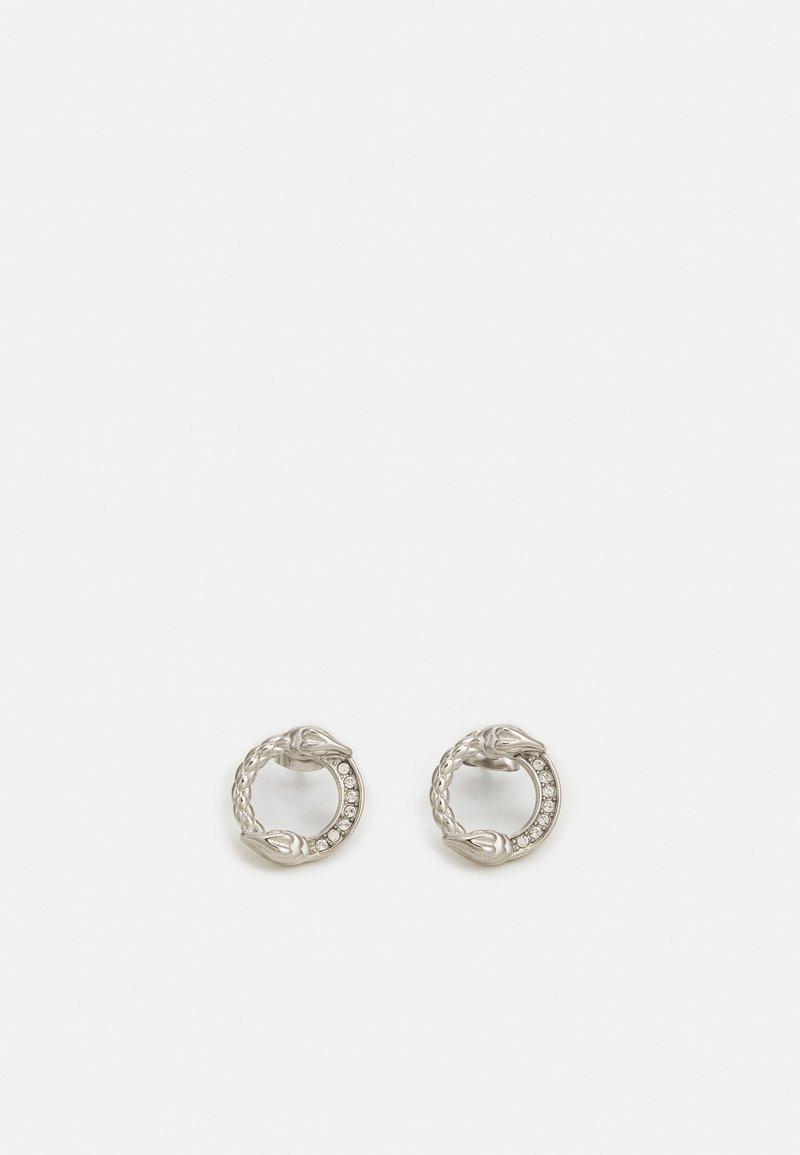 Just Cavalli - Orecchini - silver-coloured