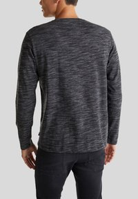 edc by Esprit - Long sleeved top - black - 4