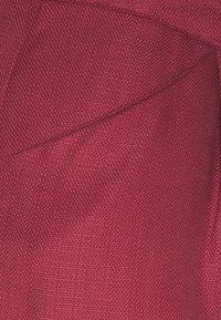 Vero Moda - VMTEAGAN LOOSE PAPERBAG - Szorty - tibetan red - 5
