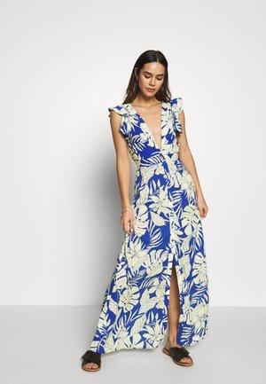 WILDEST DREAMLONG DRESS - Beach accessory - blue