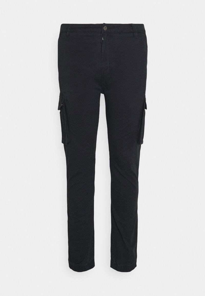 Shine Original - PANTS CROPED - Cargobyxor - dusty black