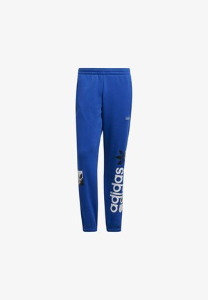 FORUM JOGGERS - Tracksuit bottoms - blue