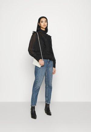 VICTORIANA CLARISSA - Long sleeved top - black
