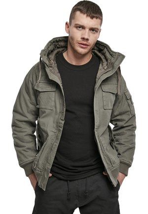 BRONX  - Light jacket - olive