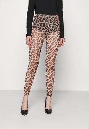 PCMIKA - Leggings - Trousers - black
