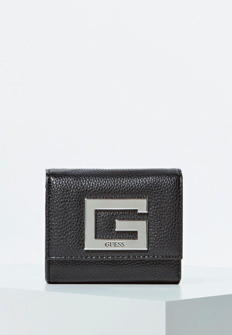 Guess - PORTEMONNAIE - Wallet - schwarz