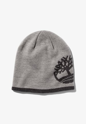 REVERSIBLE - Beanie - light grey heather