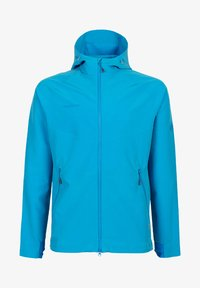 Mammut - MACUN - Soft shell jacket - blue - 4