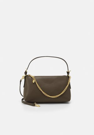 ZIP TOP CROSSBODY - Handbag - palm