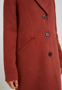 Vero Moda Petite - VMCALA CINDY JACKET - Classic coat - mahogany - 5
