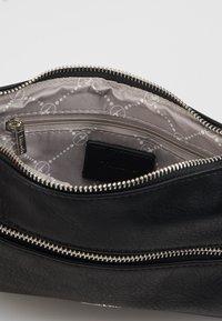 Tamaris - ALESSIA - Across body bag - black - 5