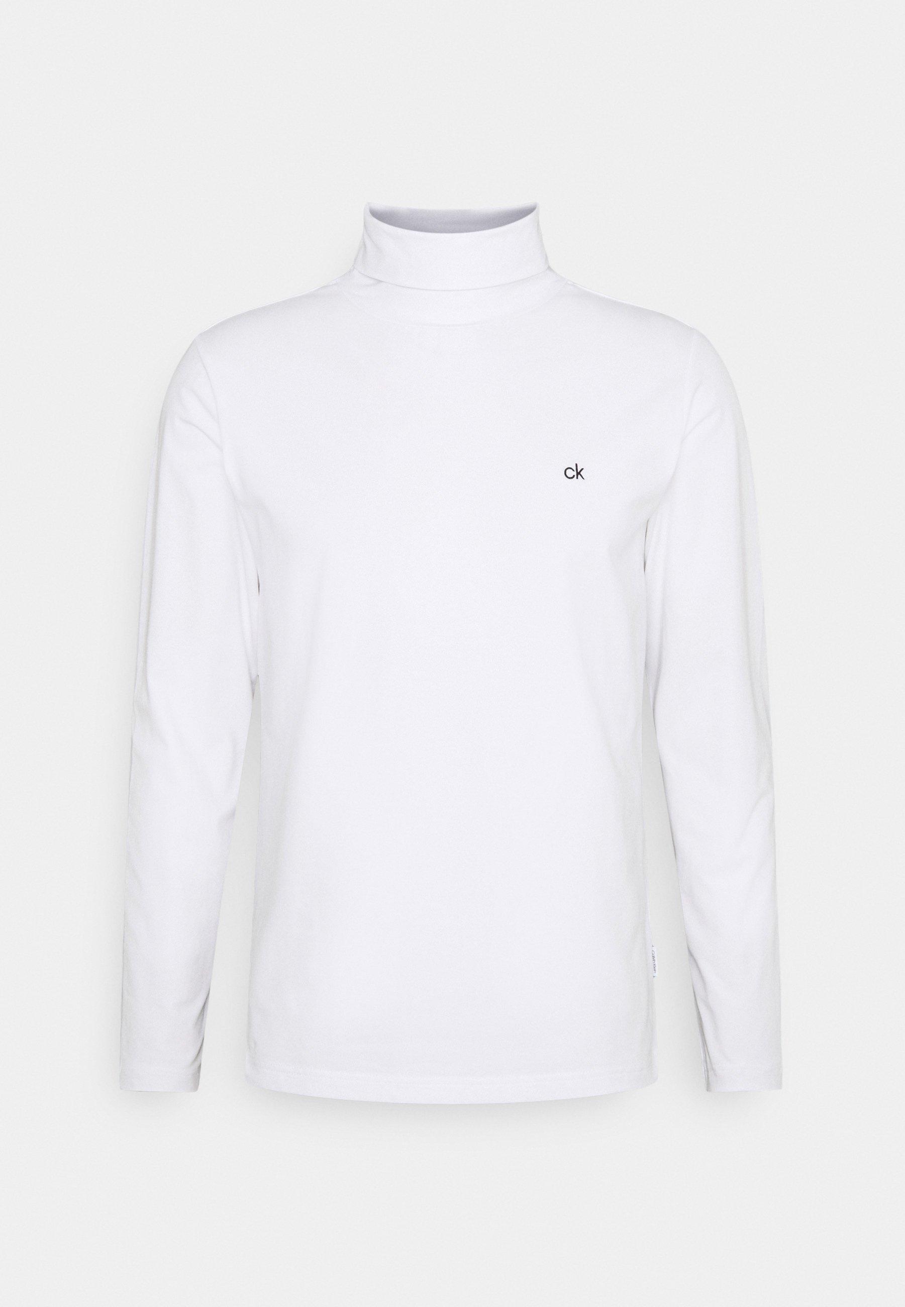 Men ROLL NECK LONG SLEEVE  - Long sleeved top