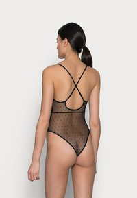 LingaDore - DOT - Body - black - 2