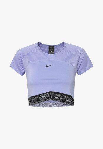 DRY  - Print T-shirt - light thistle