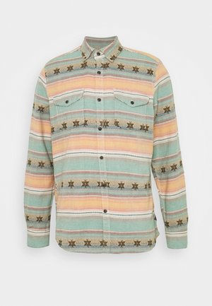 NAVAJO - Shirt - dusty teal