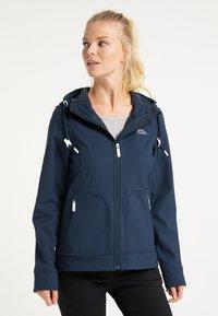 ICEBOUND - Outdoor jacket - marine - 0