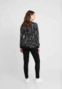 Esprit Maternity - PANTS - Spodnie materiałowe - black - 2