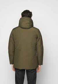 Save the duck - COPY - Winter jacket - thyme green - 2