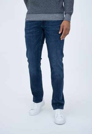 DENTON  - Straight leg jeans - blue denim