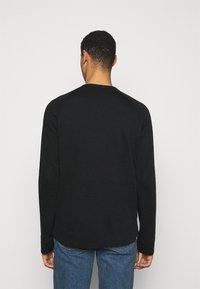 James Perse - VINTAGE RAGLAN - Sweater - black - 2