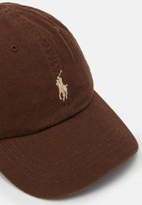 Polo Ralph Lauren - CLASSIC SPORT - Cap - cooper brown - 4