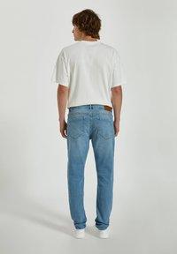 PULL&BEAR - Slim fit jeans - blue - 2
