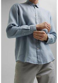 Esprit Collection - Shirt - light blue - 3