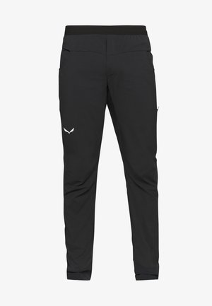 AGNER LIGHT - Pantaloni outdoor - black out