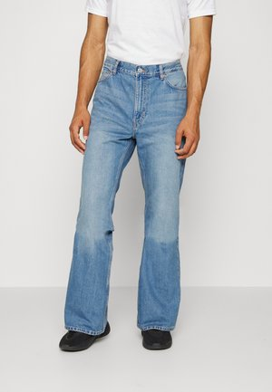 HOUR - Bootcut jeans - blue
