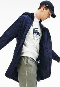 Lacoste - Short coat - navy blau - 1