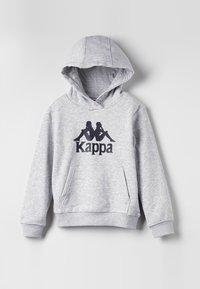 Kappa - TOPEN UNISEX - Pantaloncini sportivi - grey melange - 0
