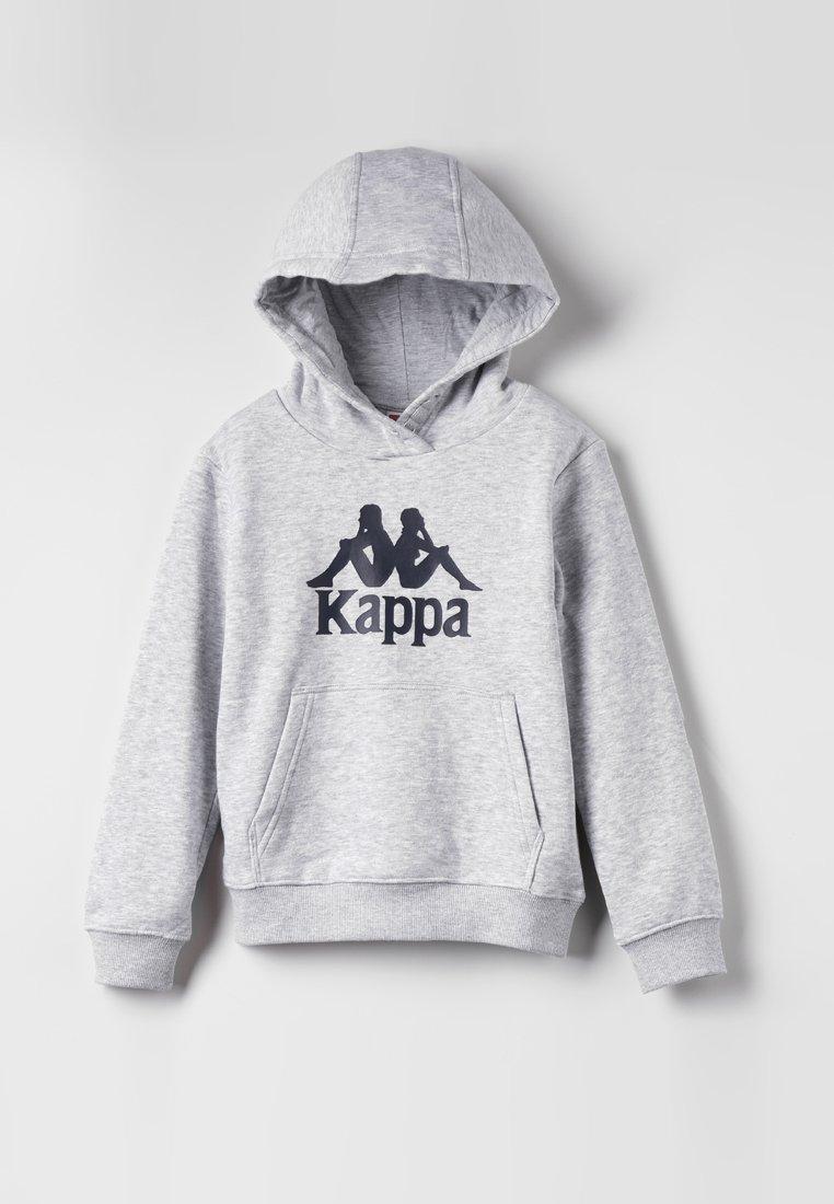 Kappa - TOPEN UNISEX - Pantaloncini sportivi - grey melange