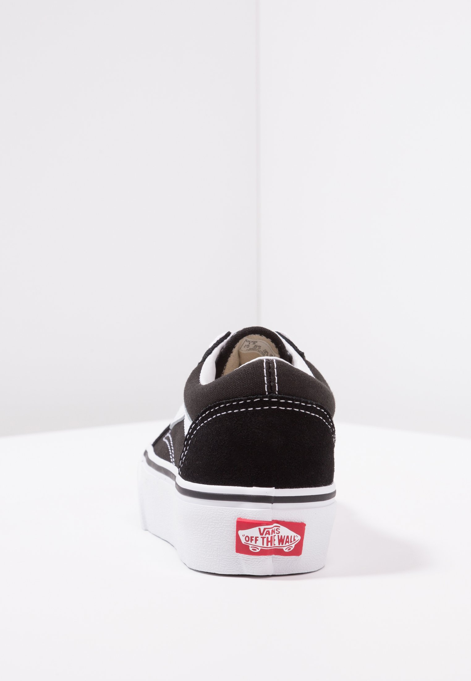 100% garanti Meilleurs prix Vans OLD SKOOL PLATFORM Baskets basses black/true white baiXB