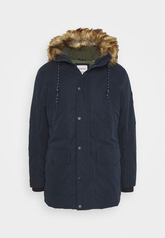 Abrigo de invierno - navy blazer