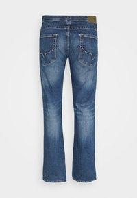 Pepe Jeans - KINGSTON - Straight leg jeans - blue denim - 1